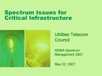 Industry Roundtable: Utilities Telecom Council