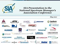 Satellite Industry Association Presentation