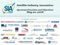 Satellite Industry Association - Spectrum Priorities and Objectives
