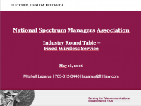 National Spectrum Managers Association