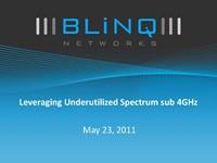 Leveraging Underutilized Spectrum sub 4 GHz