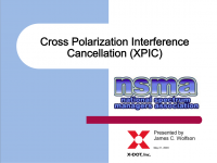 Cross-Pol Same-Channel Microwave Operation