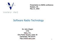 Software Radio Technology