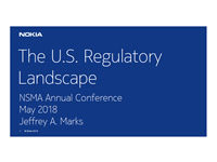 The U.S. Regulatory Landscape 2018