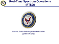 Real Time Spectrum Operations