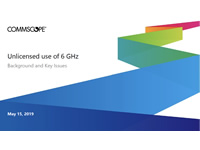 Unlicensed Use of 6 GHz